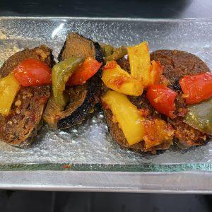 Thai Style Sweet & Sour Fish