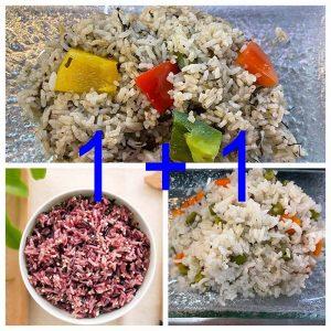 Fried/Brown Rice Set 1 + 1